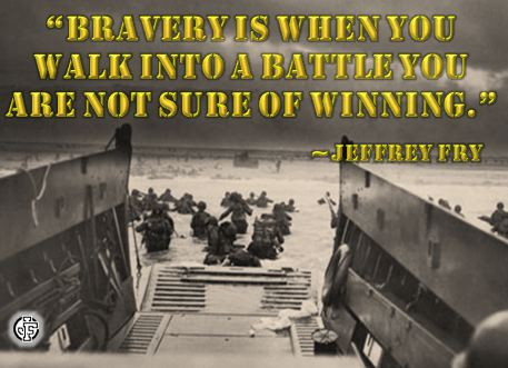 What We've Forgotten About Bravery