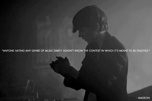 Madeon Couldn't Be More Right.