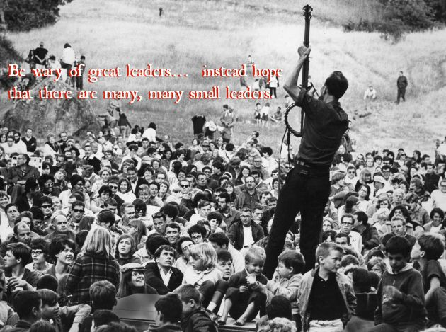 More Hope From Pete Seeger