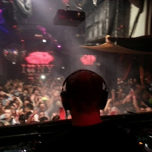 Monoverse LIVE At Pacha, New York (11-08-14)