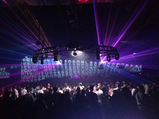 CityFox Dance Floor