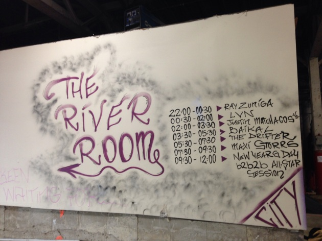 CityFox River Room