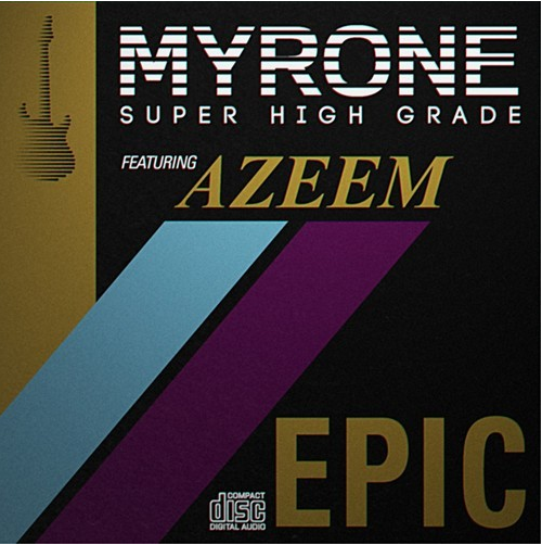 MYRONE - KINDA EPIC
