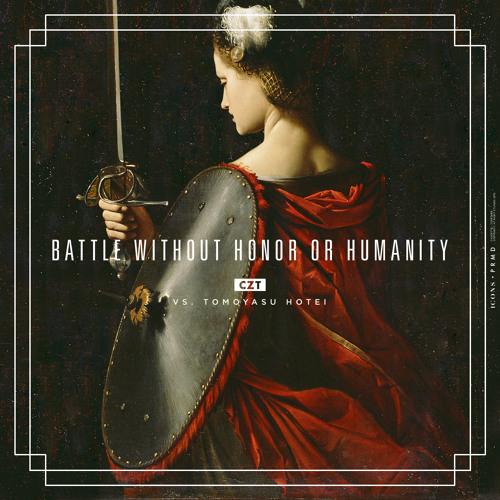 Cazzette vs. Tomyayasu Hotei – Battle Without Honor Or Humanity