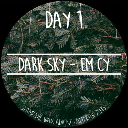 Advent - Stamp The Wax